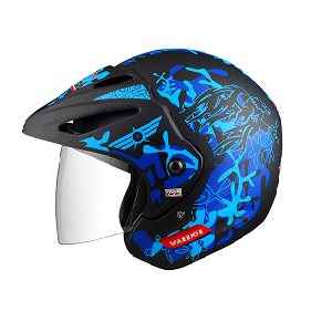 ApexWarrior-Camouflage -Blue-SideView1